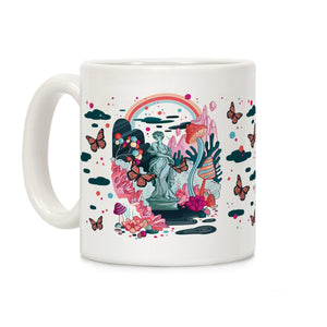 coffee,mug,funny,art,gift,witch,lookhuman