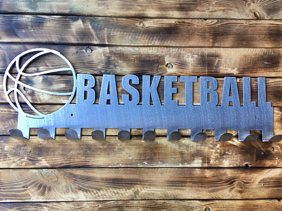 basketball,medal,display,hanger,steel,home decor