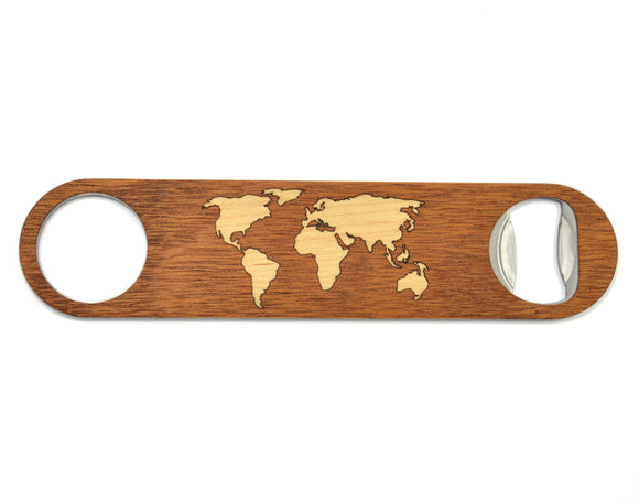 world,map,bottle,opener,autumn,summer