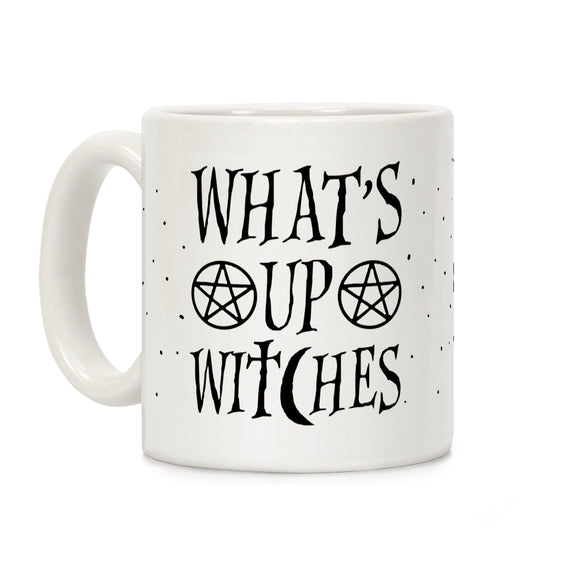 Halloween,coffee,mug,cup,what's,up,witches