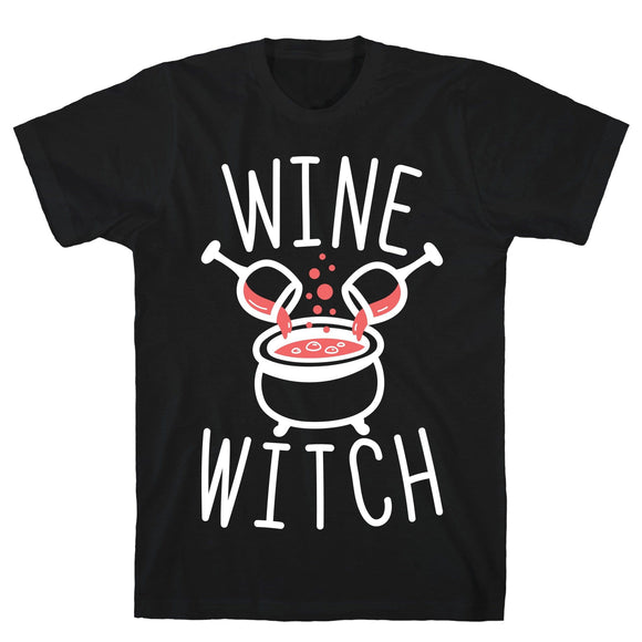 Halloween,tee,shirt,t-shirt,wine,witch