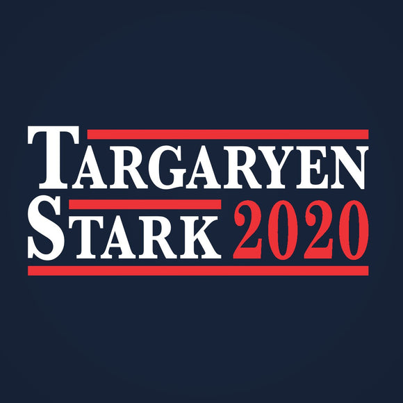 targaryen,stark,election,2020,game,thrones,tee,shirt,t-shirt,tshirt,womens,slim,fit,donkey,tees