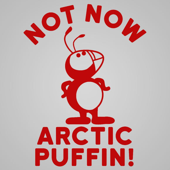 not,now,arctic,puffin,elf,buddy,will,farrel,tee,shirt,t-shirt,tshirt,unisex,donkey,tees