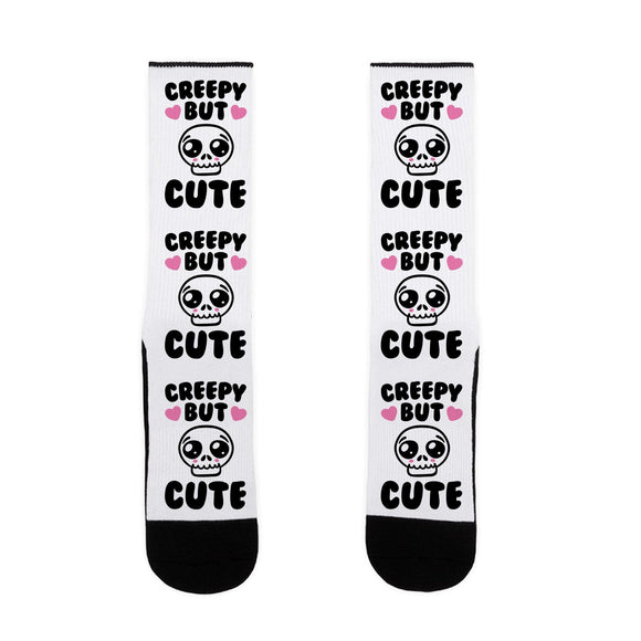 socks,gift,creepy,cute,Halloween,lookhuman