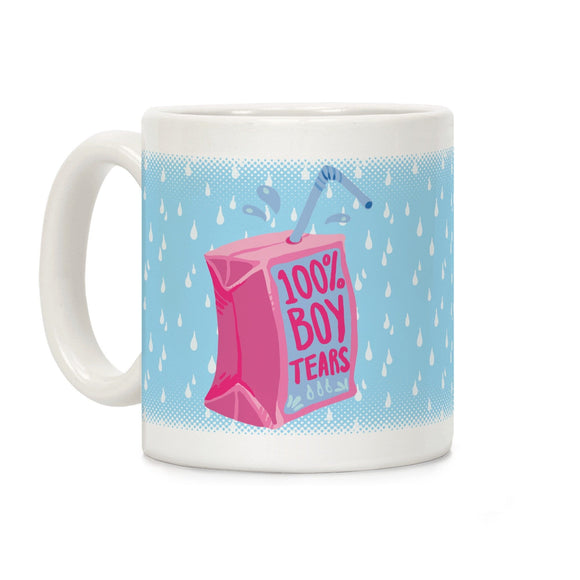 100%,boy,tears,coffee,mug,cup,ceramic