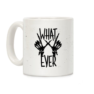 coffee,mug,gift,whatever,skeleton,lookhuman