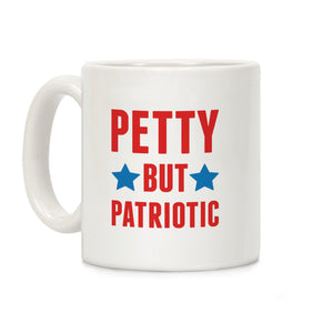 mug,coffee,republican,patriotic,petty,conservative,military,LEO,firefighter,second amendment,constitution,armed forces,flag,
