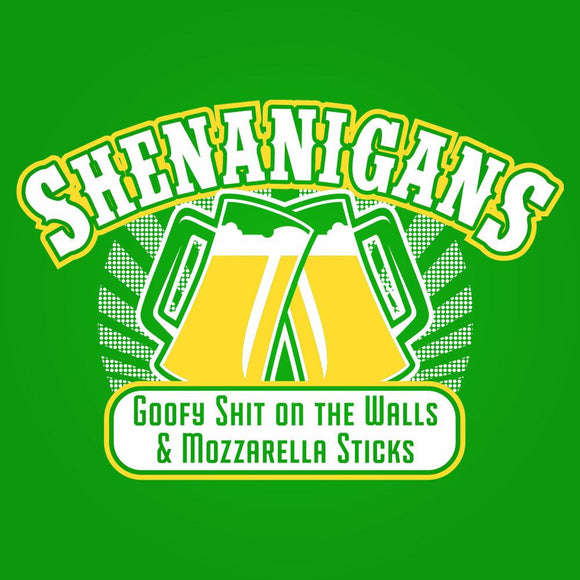 super,troopers,shenanigans,st,patricks,day,tee,shirt,tshirt,t-shirt,womens,slim,fit,donkey,tees