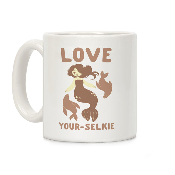 irish,mythical,selkie,love,your,coffee,mug,cup,ceramic