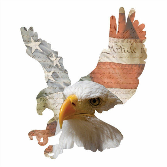 metal,USA,eagle,patriotic,handmade,military,LEO,firefighter, veterans,patriots,armed forces,art,republican,conservative,
