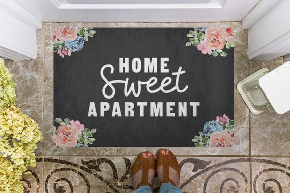 door,mat,welcome,doormat,home.sweet,apartment