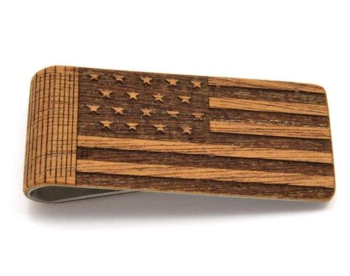 american,flag,wood,money,clip.handmade,autumn,summer