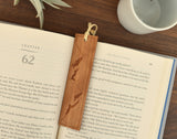 mountain,wood,bookmark,handmade,autumn summer