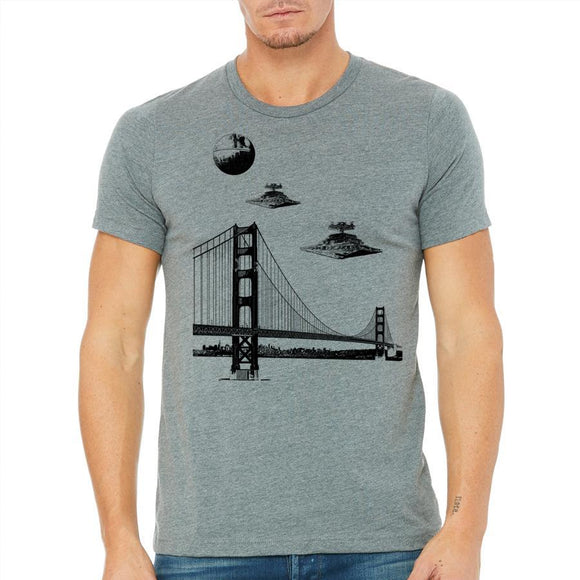 san,francisco,star,wars,tee,shirt,t-shirt,men's