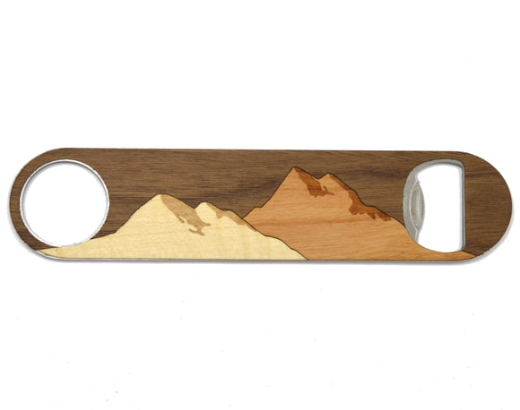 mountain,wood,bottle,opener,handmade,autumn,summer