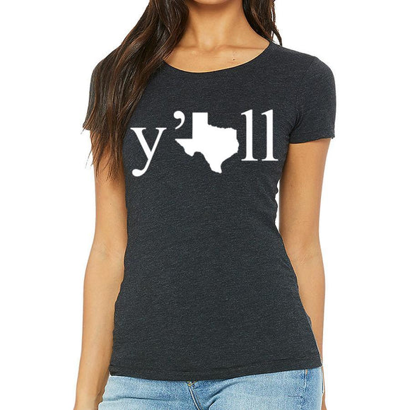 texas,y'all,tee,shirt,t-shirt,women's