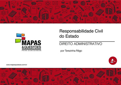 Mapas mentais Responsabilidade Civil do Estado