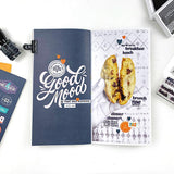 Home Chef - 4x6 Clear Stamp Set