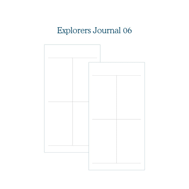 Explorers Journal 06 - TN Insert