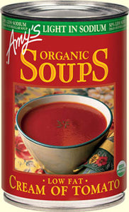 ORGANIC CREAM OF TOMATO SOUP