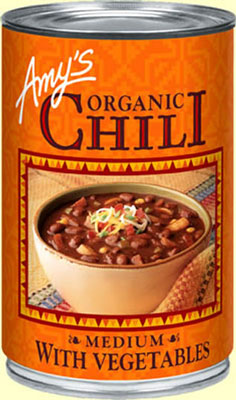 ORGANIC MEDIUM WITH VEGETABLES CHILI