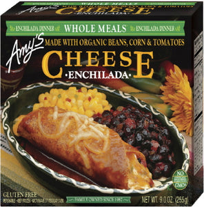 CHEESE ENCHILADA MEAL