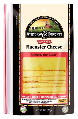 MUENSTER CHEESE SLICED