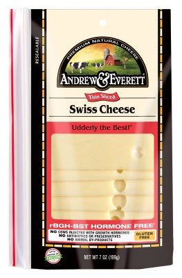 SWISS CHEESE SLICED