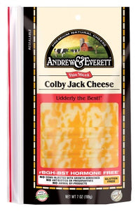 COLBY JACK CHEESE SLICED