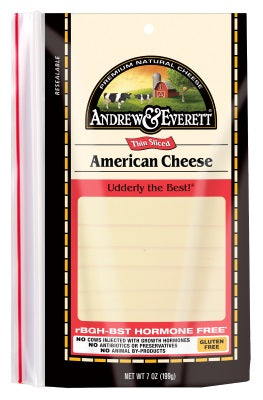 AMERICAN CHEESE SLICED