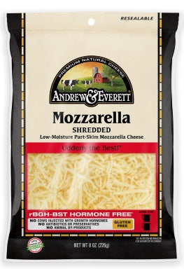 MOZZARELLA CHEESE SHREDDED