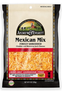 MEXICAN MIX CHEESE SHREDDED