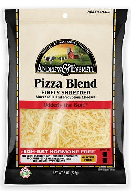 PIZZA BLEND SHREDDED CHEESE
