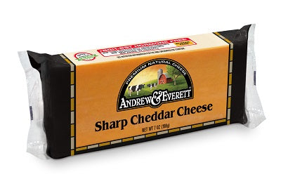 A&E BLOCK SHARP CHEDDAR