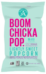 LIGHTLY SWEET POPCORN
