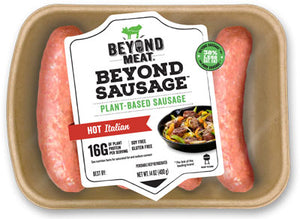 BEYOND MEAT SAUSAGE HOT ITALIAN