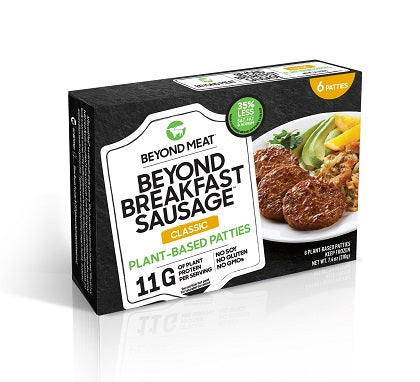 BEYOND MEAT BRKFST SAUSAGE CLASSIC