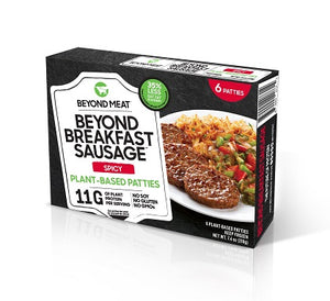 BEYOND MEAT BRKFST SAUSAGE SPICY
