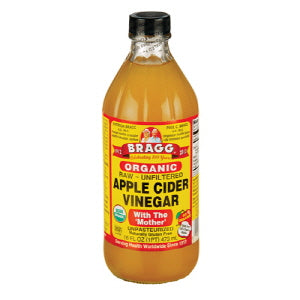 APPLE CIDER VINEGAR 16OZ
