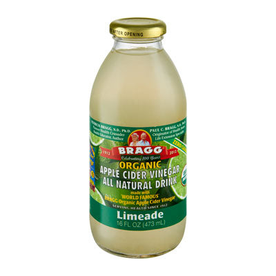 APPLE CIDER VINEGAR DRINK - LIMEADE
