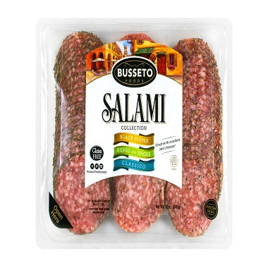 SALAMI COLLECTION SLICED