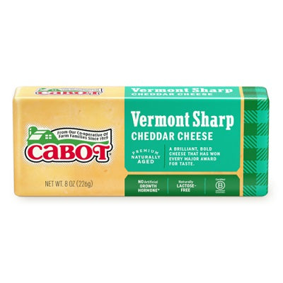 SHARP YELLOW CHEDDAR CHEESE