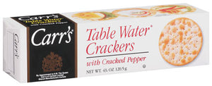 CRACKED PEPPER CRACKERS