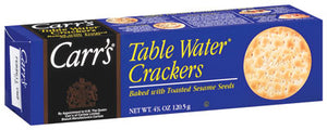 TOASTED SESAME CRACKERS