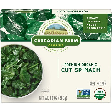 FROZEN CUT SPINACH