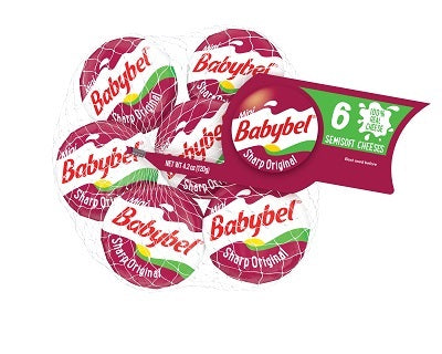 SHARP ORIGINAL CHEESE BABYBEL