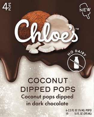 COCONUT DIPPED POPS