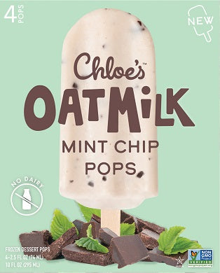 MINT CHIP OATMILK POPS