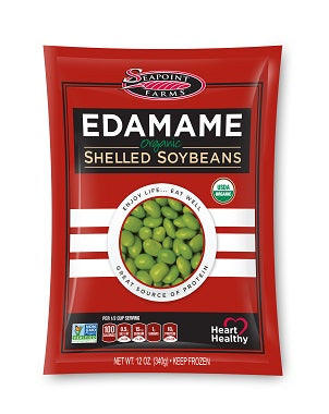 ORGANIC SHELLED SOYBEANS