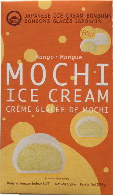 MANGO - MOCHI ICE CREAM